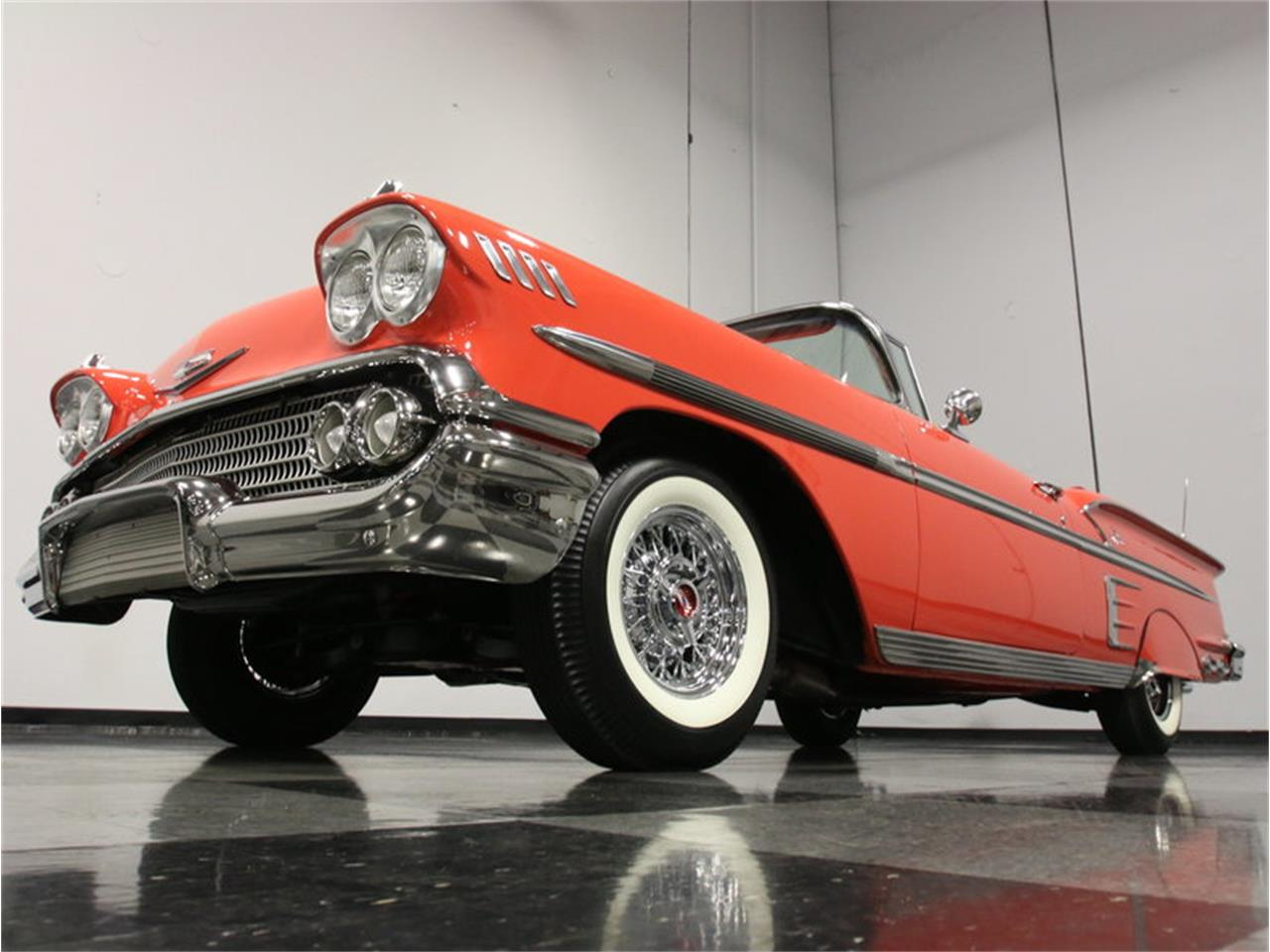 Large Picture of 1958 Impala located in Lithia Springs Georgia - $106,995.00 Offered by Streetside Classics - Atlanta - EVGO
