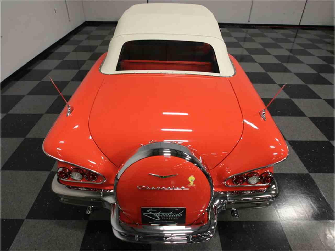 Large Picture of Classic 1958 Impala - EVGO