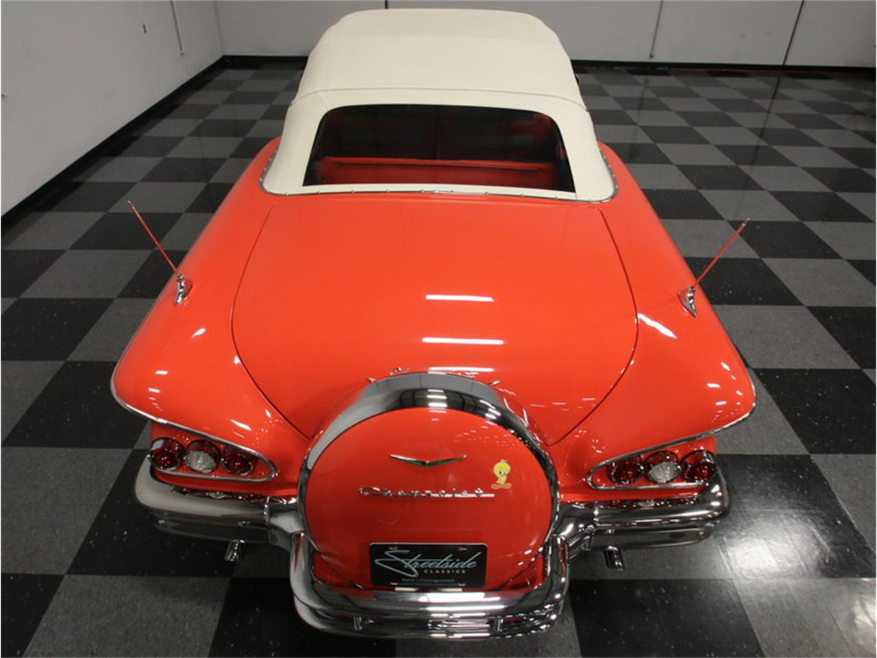Large Picture of 1958 Chevrolet Impala - $106,995.00 Offered by Streetside Classics - Atlanta - EVGO