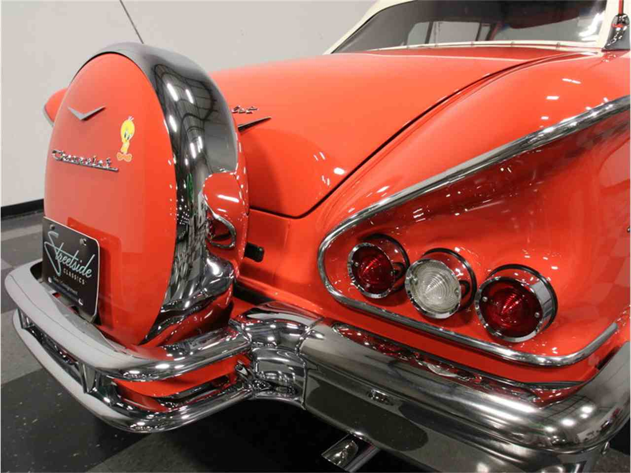 Large Picture of 1958 Impala - $106,995.00 Offered by Streetside Classics - Atlanta - EVGO