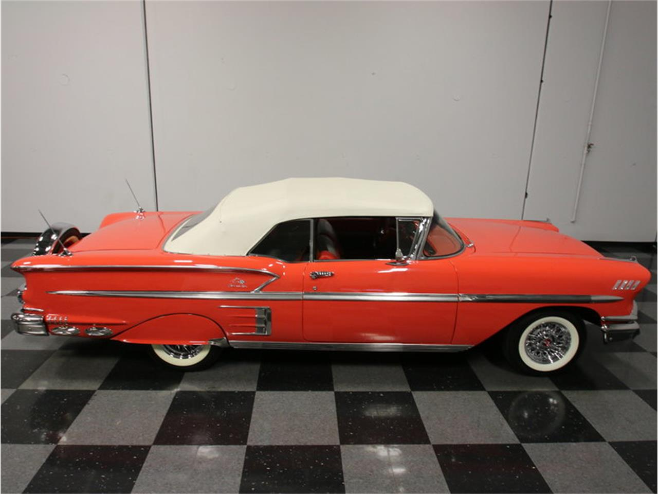 Large Picture of Classic 1958 Chevrolet Impala Offered by Streetside Classics - Atlanta - EVGO