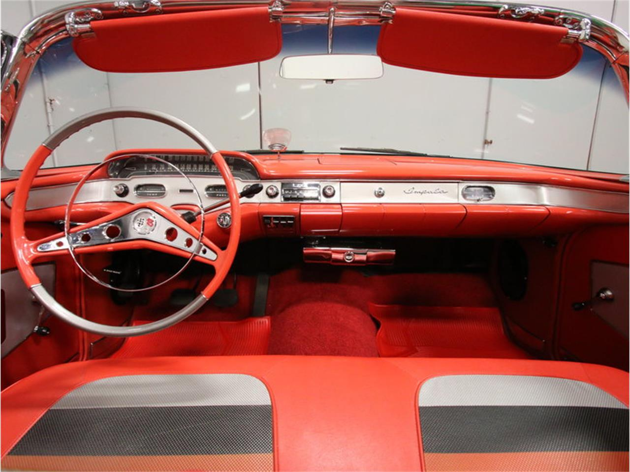 Large Picture of 1958 Chevrolet Impala located in Lithia Springs Georgia - $106,995.00 Offered by Streetside Classics - Atlanta - EVGO
