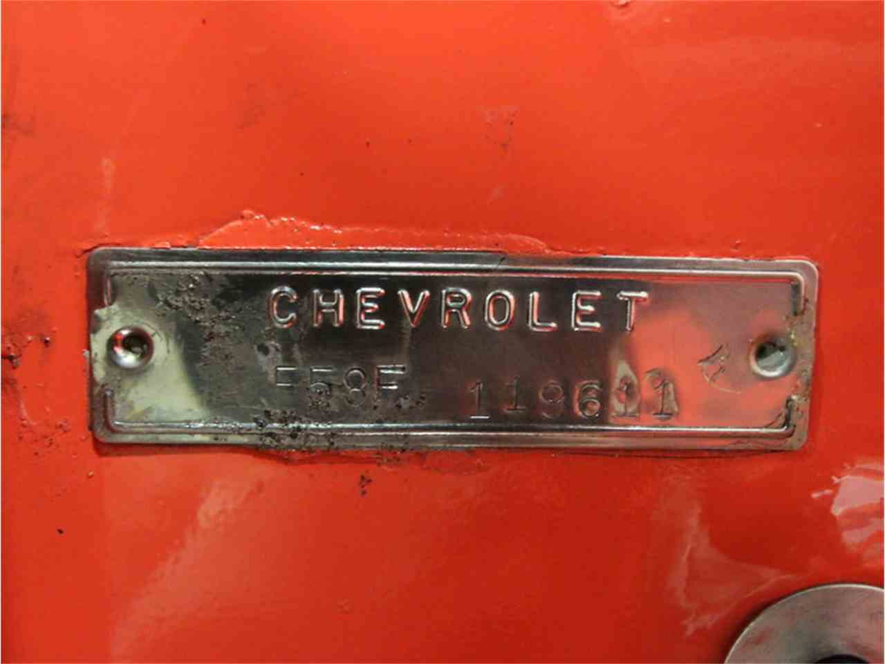 Large Picture of '58 Chevrolet Impala Offered by Streetside Classics - Atlanta - EVGO