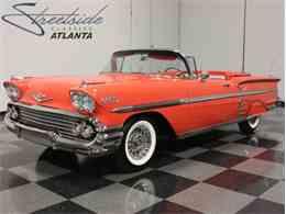 Picture of Classic 1958 Impala located in Lithia Springs Georgia - EVGO