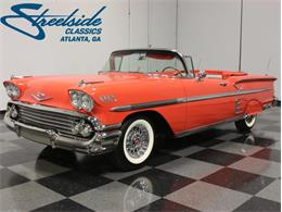 Picture of Classic '58 Chevrolet Impala Offered by Streetside Classics - Atlanta - EVGO