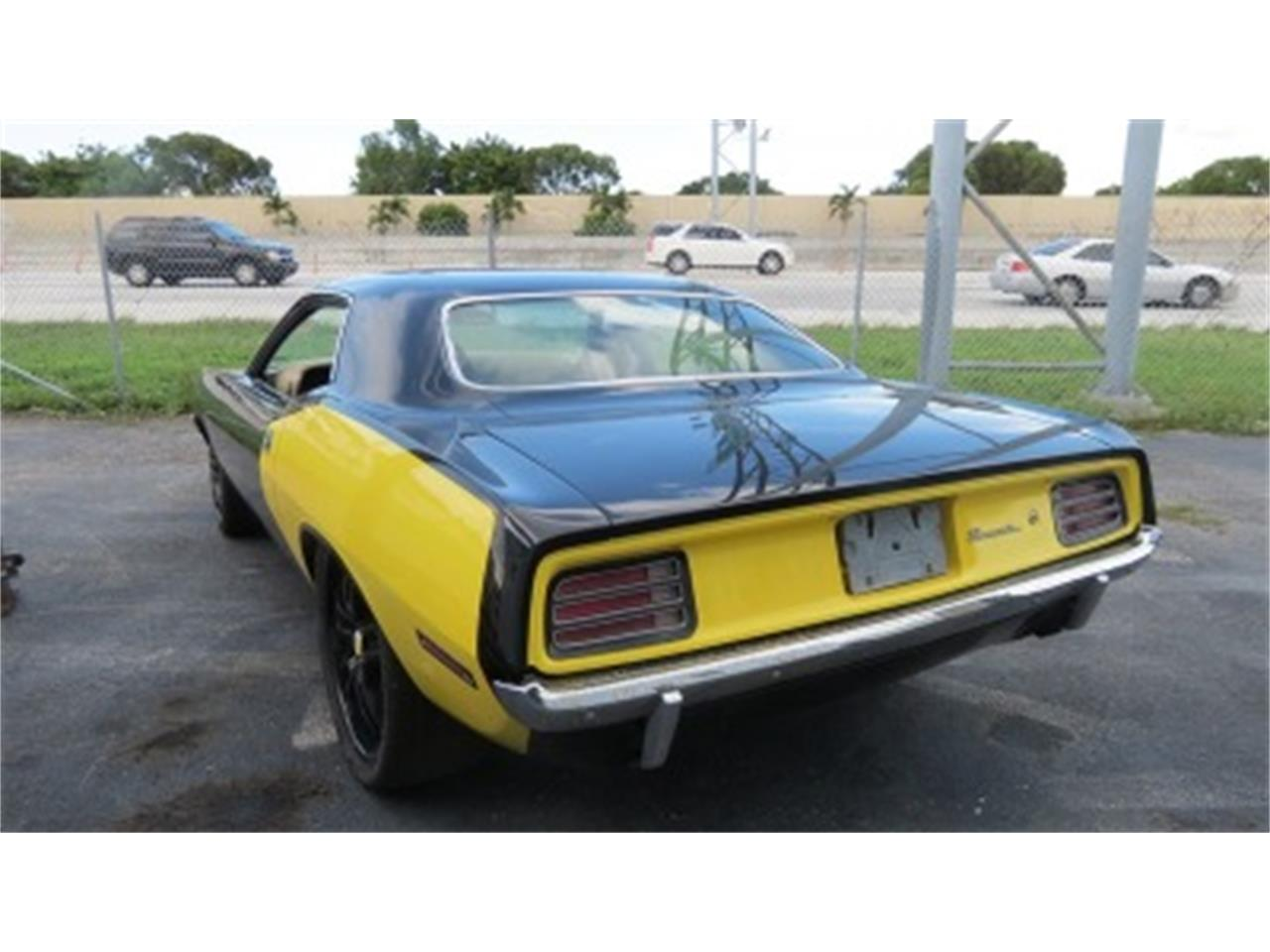 Large Picture of Classic 1970 Barracuda located in Miami Florida Offered by Sobe Classics - EVGR