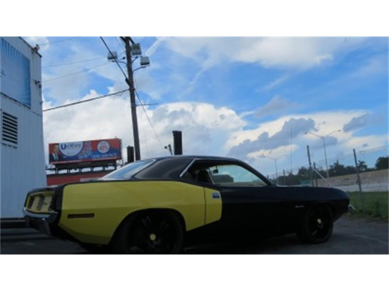 Large Picture of '70 Barracuda - EVGR