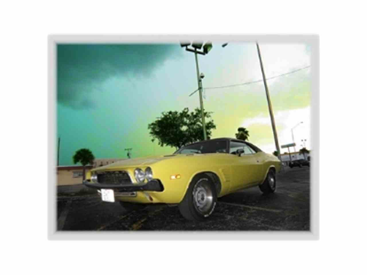Large Picture of '73 Challenger - EVGT
