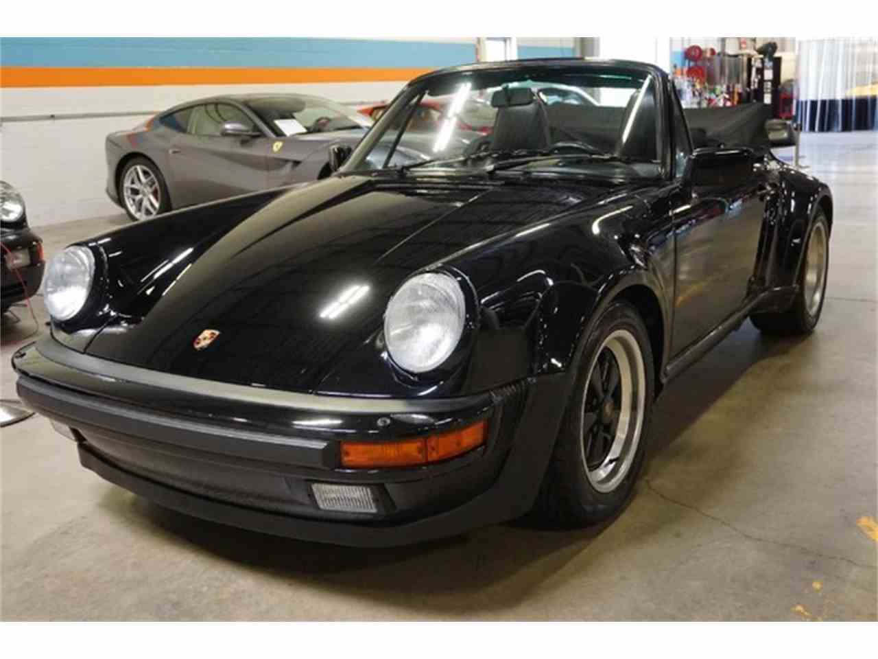 Large Picture of '89 911 Turbo Offered by R&H Motor Car Group - EVKF