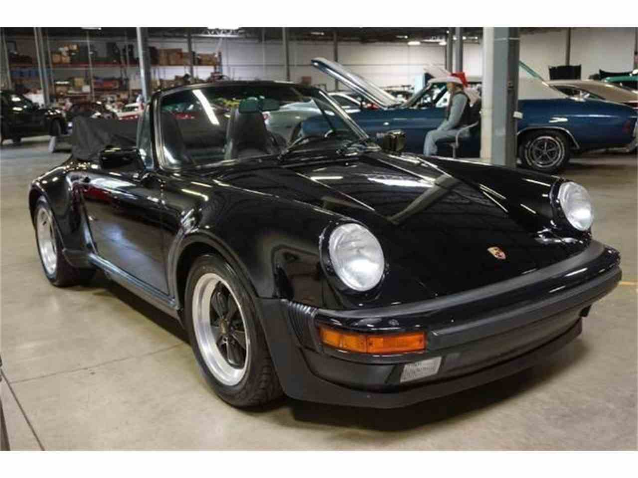 Large Picture of '89 911 Turbo located in Ohio Offered by R&H Motor Car Group - EVKF