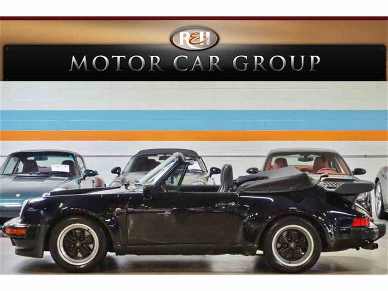 Large Picture of '89 Porsche 911 Turbo - $144,990.00 Offered by R&H Motor Car Group - EVKF