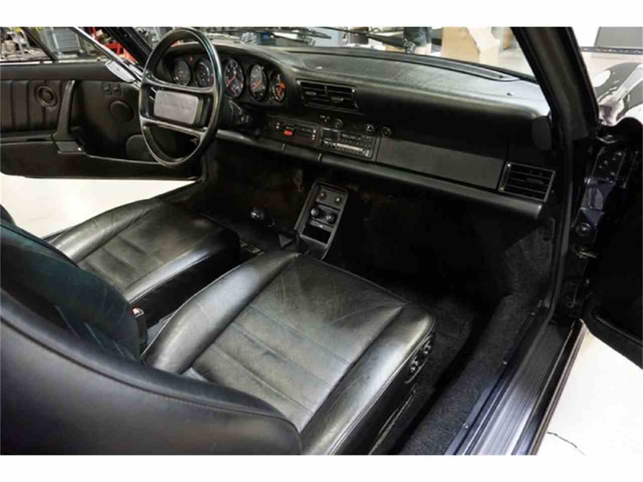 Large Picture of '89 Porsche 911 Turbo located in Ohio - $144,990.00 Offered by R&H Motor Car Group - EVKF