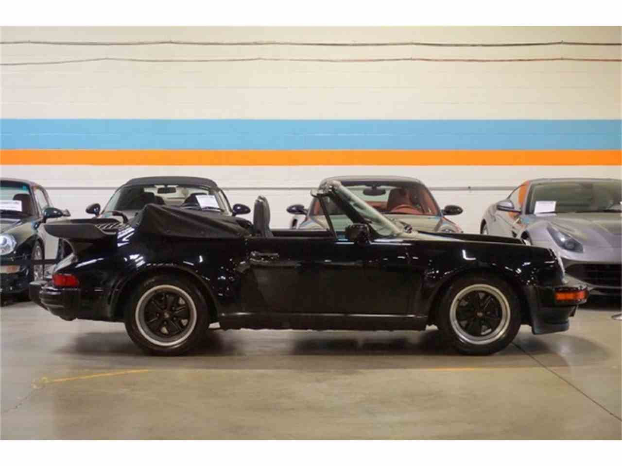 Large Picture of '89 Porsche 911 Turbo - EVKF