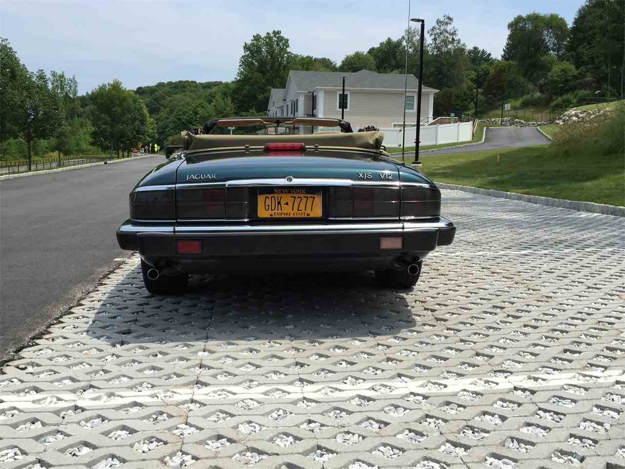 Large Picture of '92 XJS - EVKT