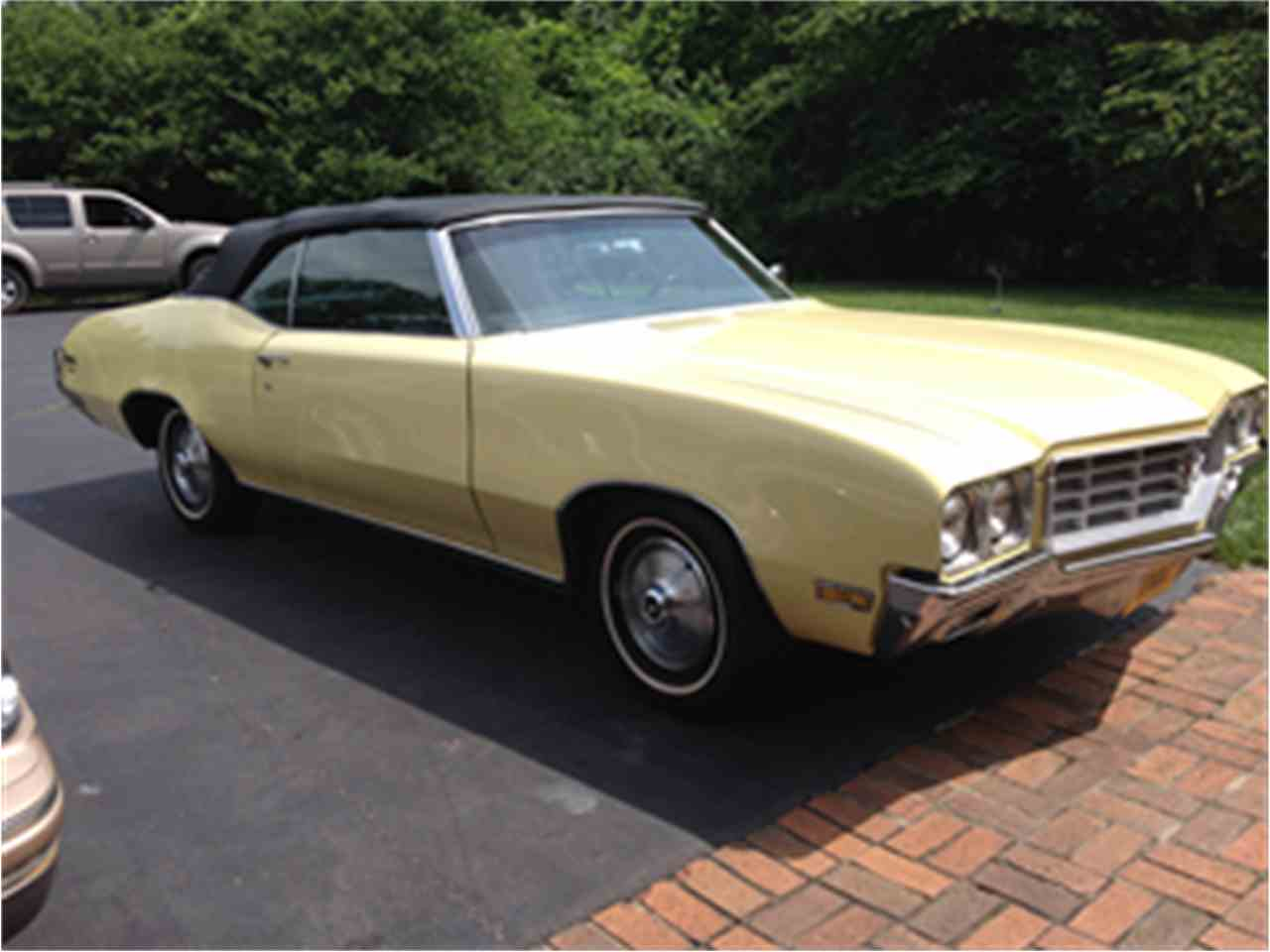 Large Picture of Classic '70 Buick Skylark located in Virginia Offered by a Private Seller - ESQY