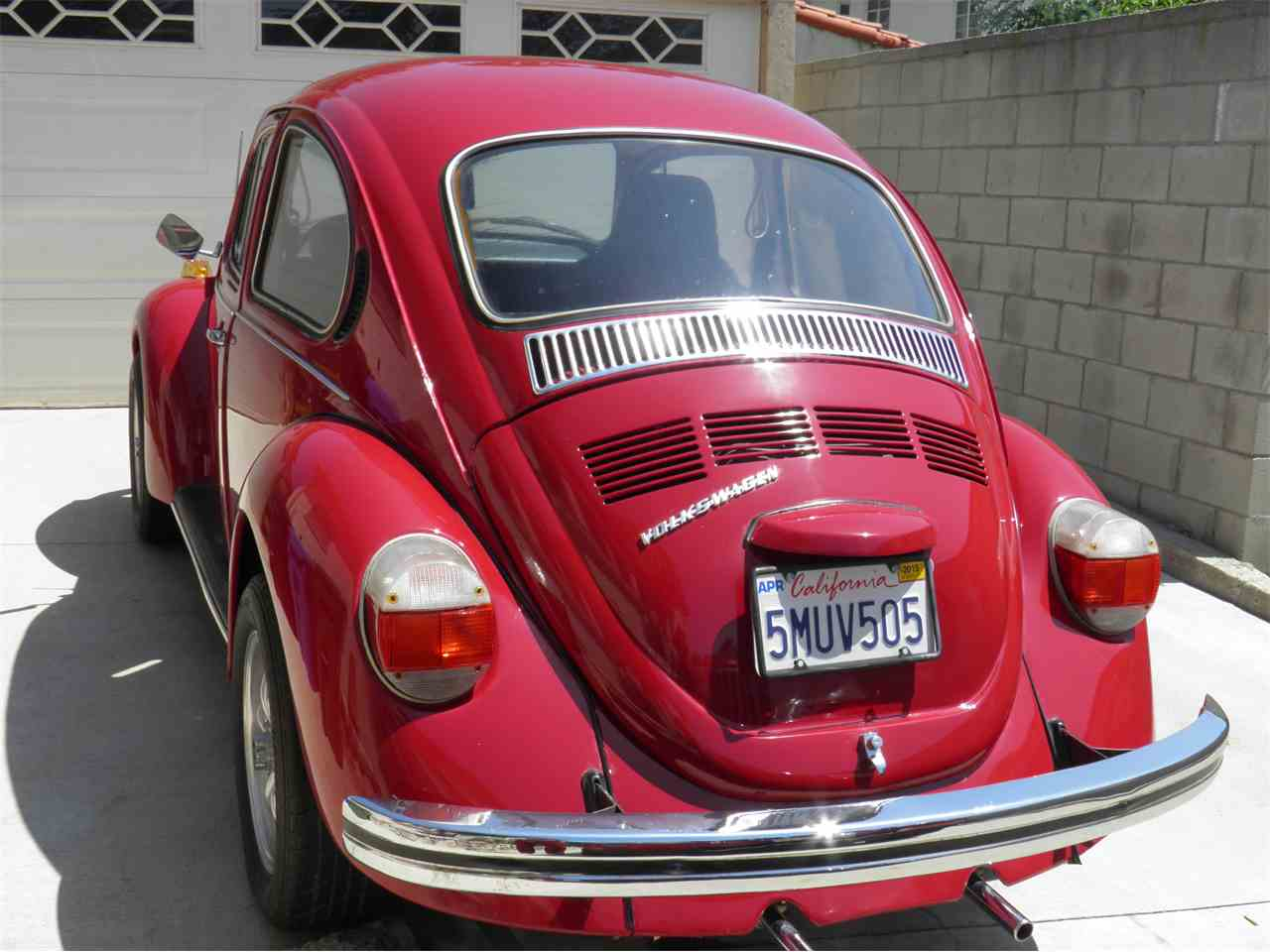 Large Picture of '73 Beetle - EVUA