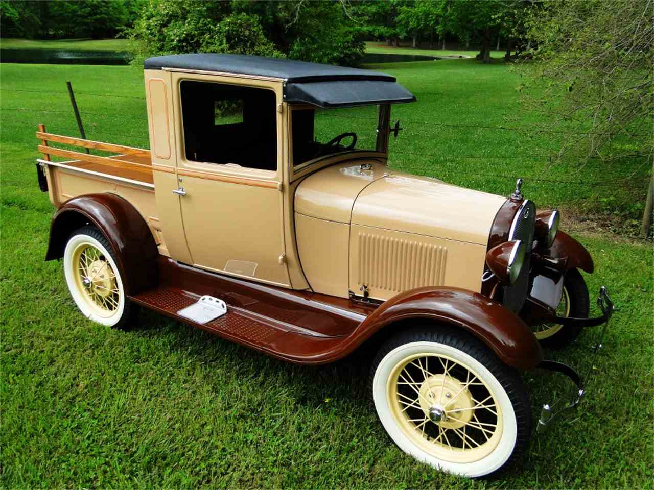 1929 ford pickup for sale cc 694454. Black Bedroom Furniture Sets. Home Design Ideas