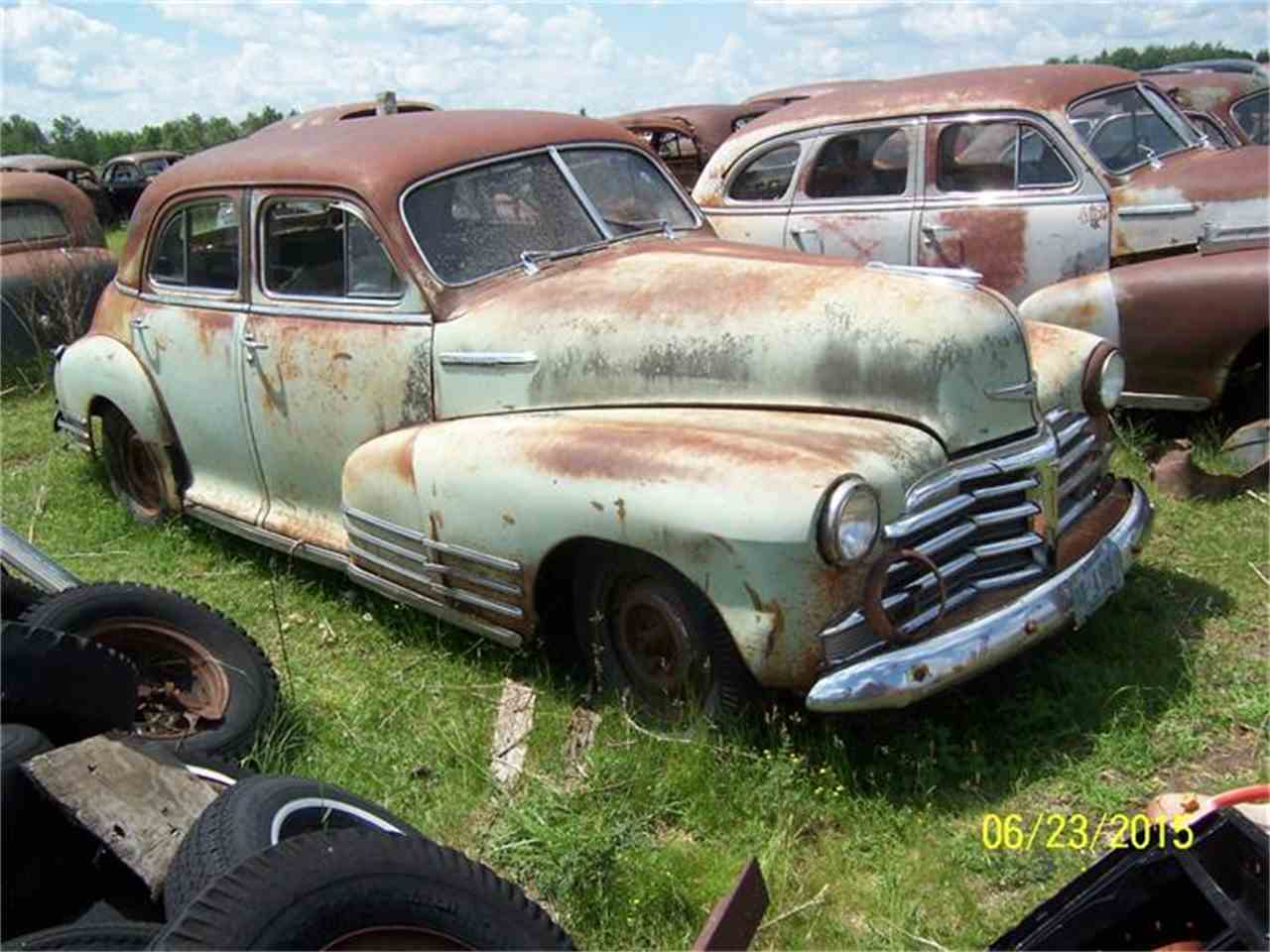 1948 Chevrolet Fleetline for Sale | ClassicCars.com | CC-690464