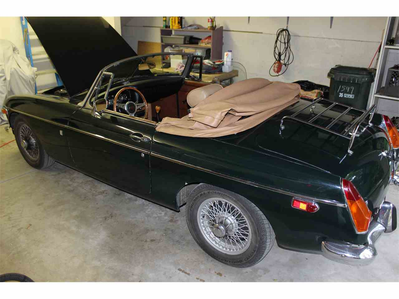 Large Picture of '70 MGB - EW2D