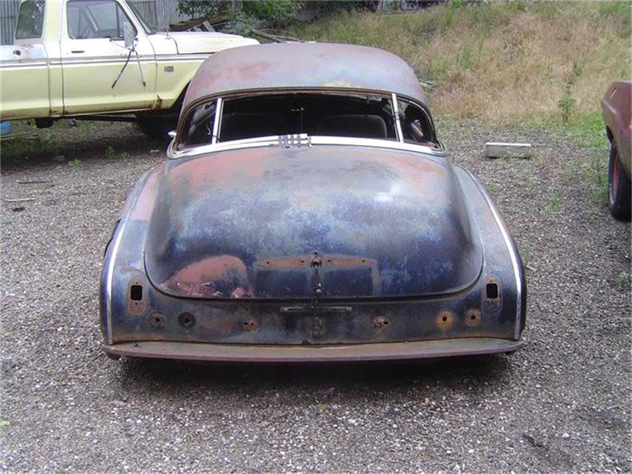 Large Picture of Classic 1950 2-Dr Hardtop located in Colorado Springs Colorado - $3,000.00 - EW36