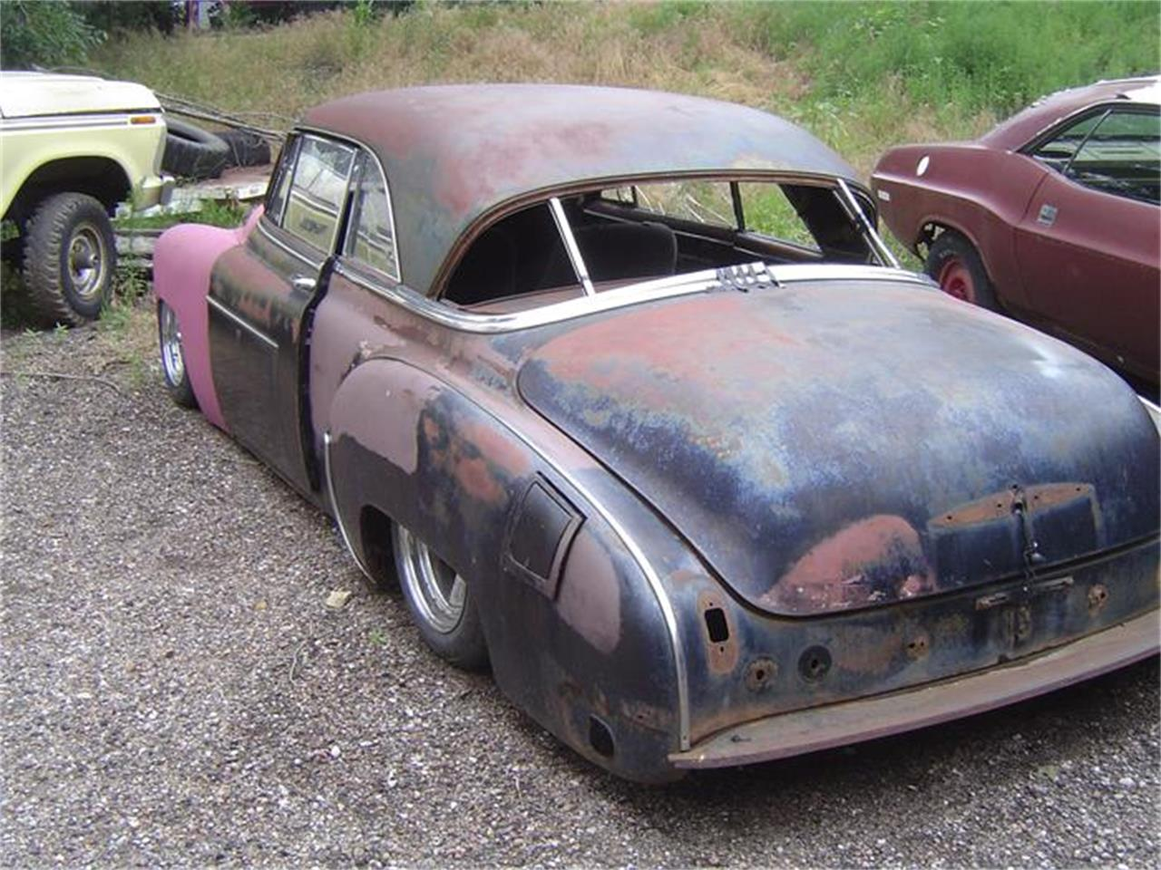 Large Picture of Classic 1950 Chevrolet 2-Dr Hardtop located in Colorado - EW36