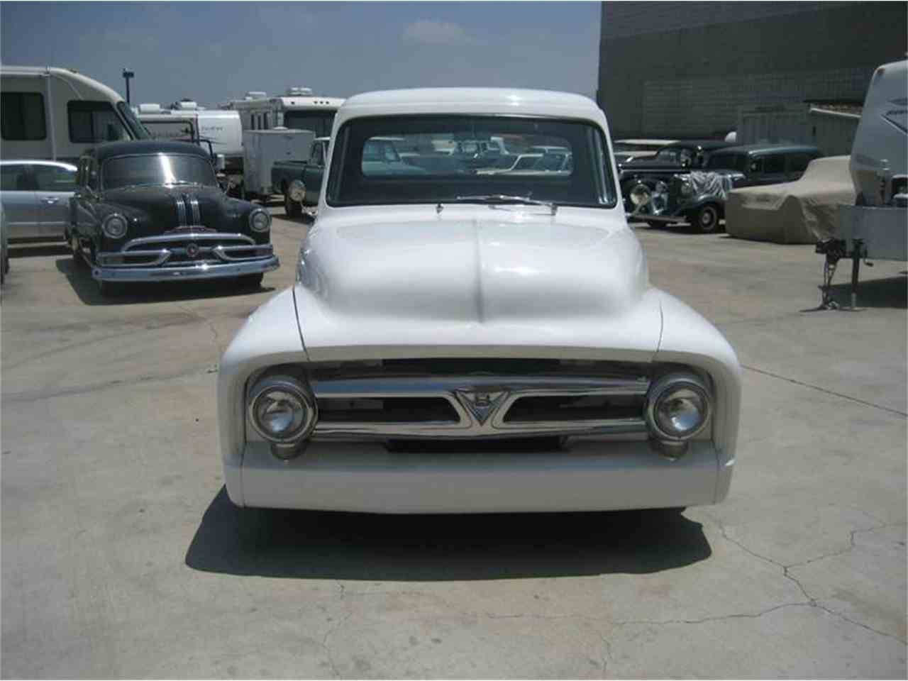 Large Picture of '55 F100 - EW91