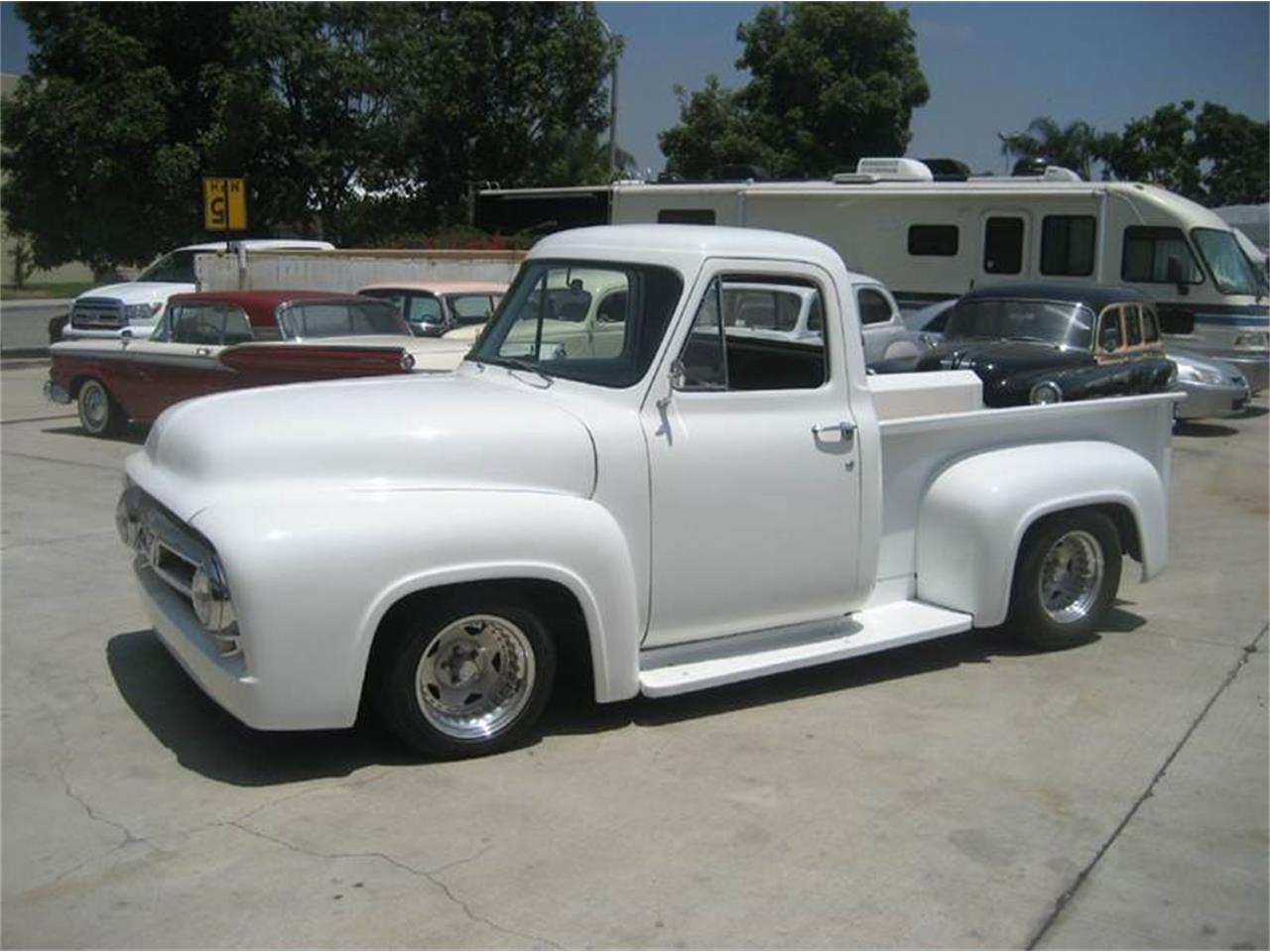1955 Ford F100 For Sale Cc 694981 Power Steering Large Picture Of 55 Ew91