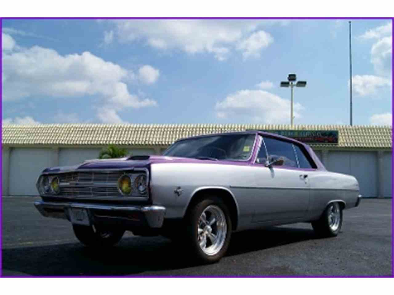 Large Picture of '65 Chevelle - EWAX