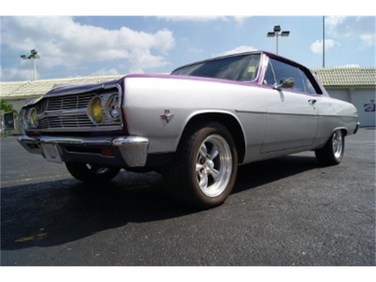 Large Picture of Classic 1965 Chevrolet Chevelle - EWAX