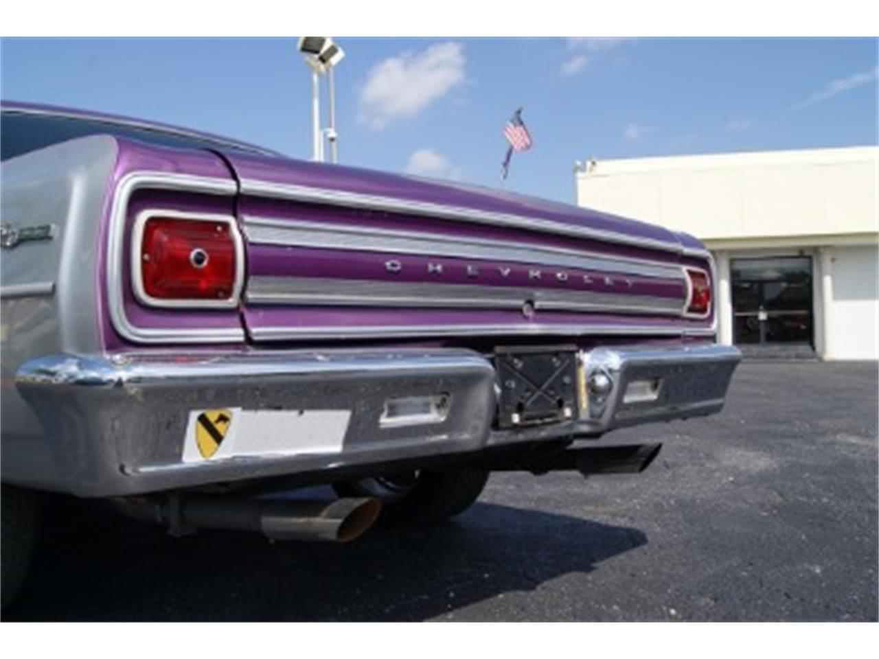 Large Picture of 1965 Chevrolet Chevelle Offered by Sobe Classics - EWAX