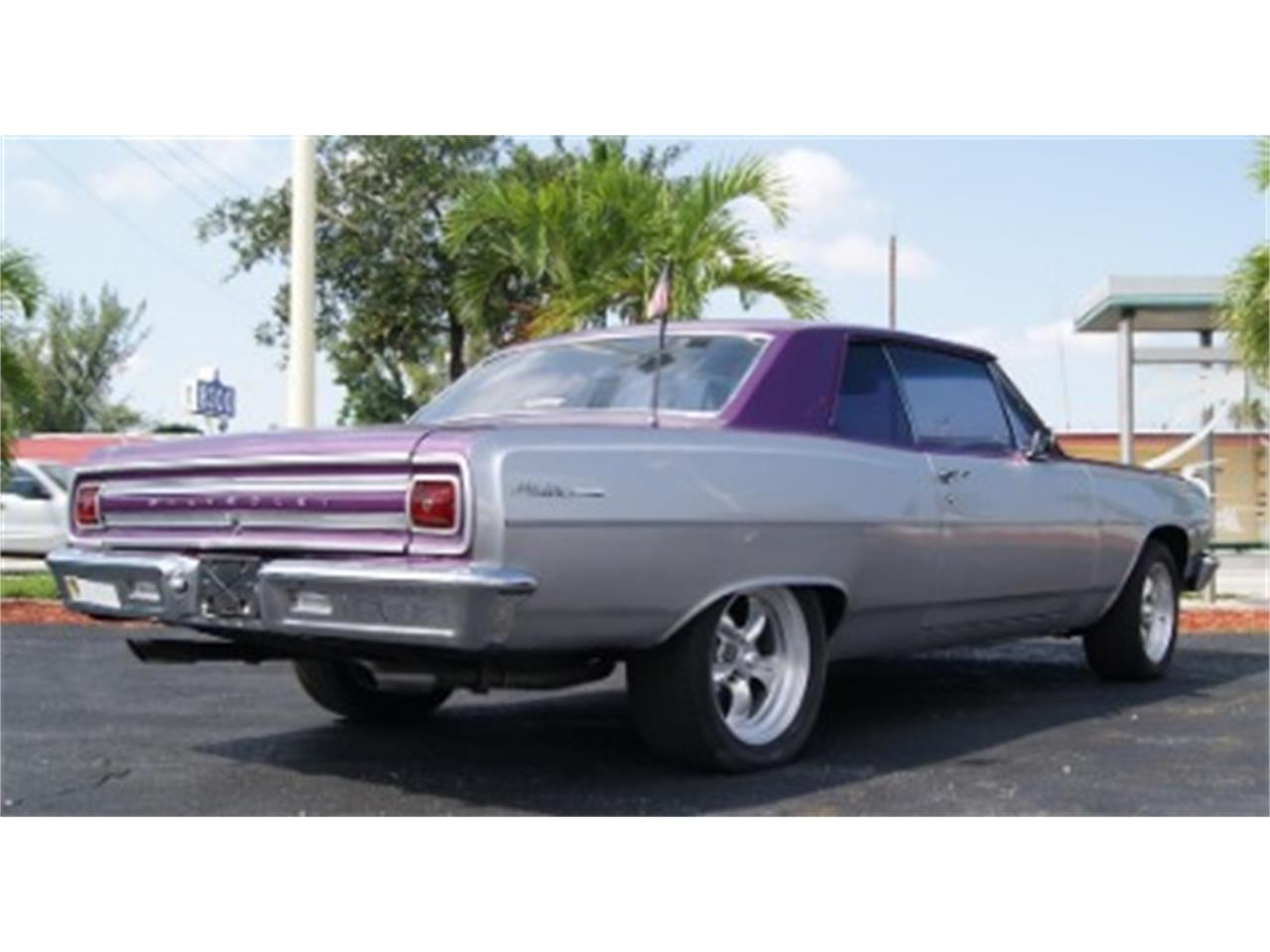 Large Picture of 1965 Chevrolet Chevelle located in Florida - $18,500.00 - EWAX