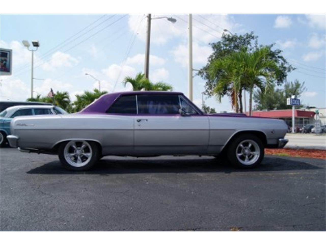 Large Picture of 1965 Chevelle located in Miami Florida - EWAX