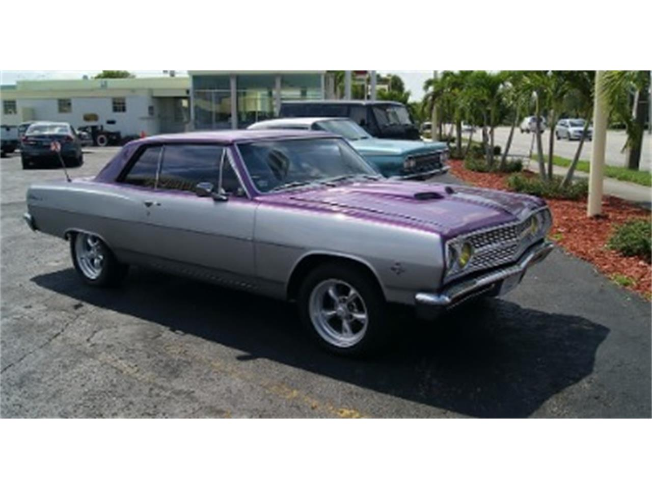 Large Picture of '65 Chevelle located in Miami Florida - EWAX
