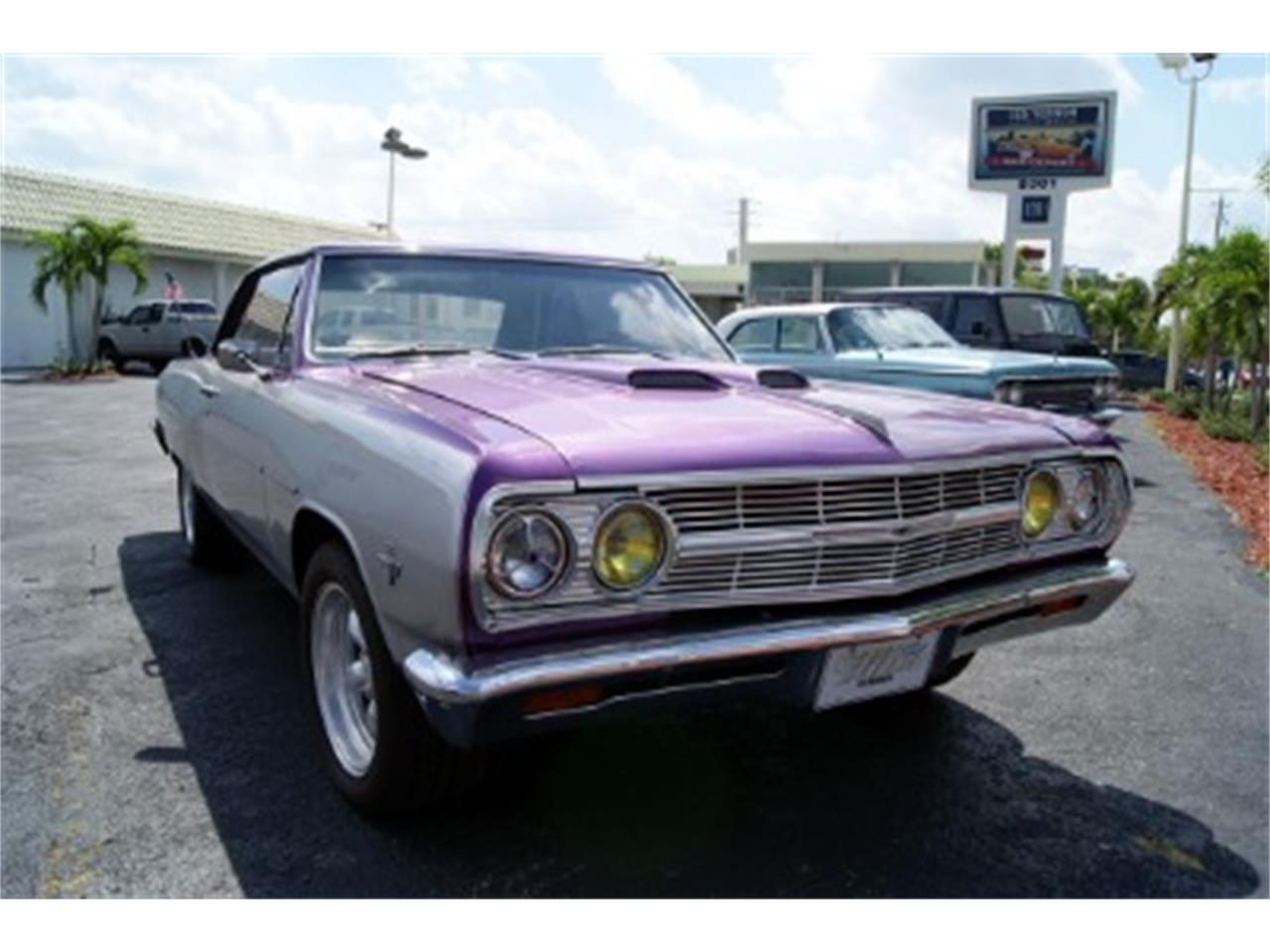 Large Picture of Classic 1965 Chevrolet Chevelle located in Miami Florida - EWAX