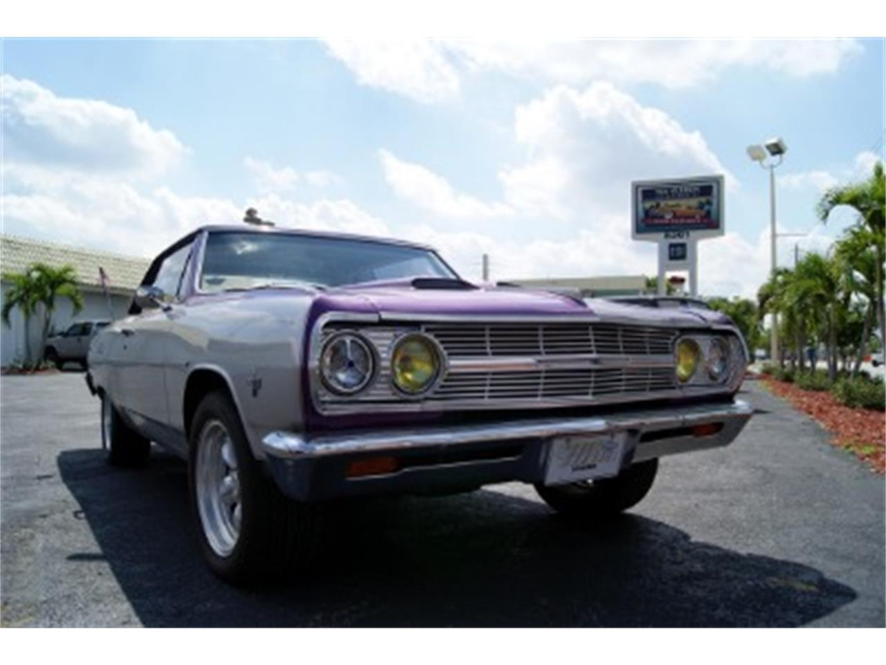 Large Picture of Classic '65 Chevrolet Chevelle Offered by Sobe Classics - EWAX