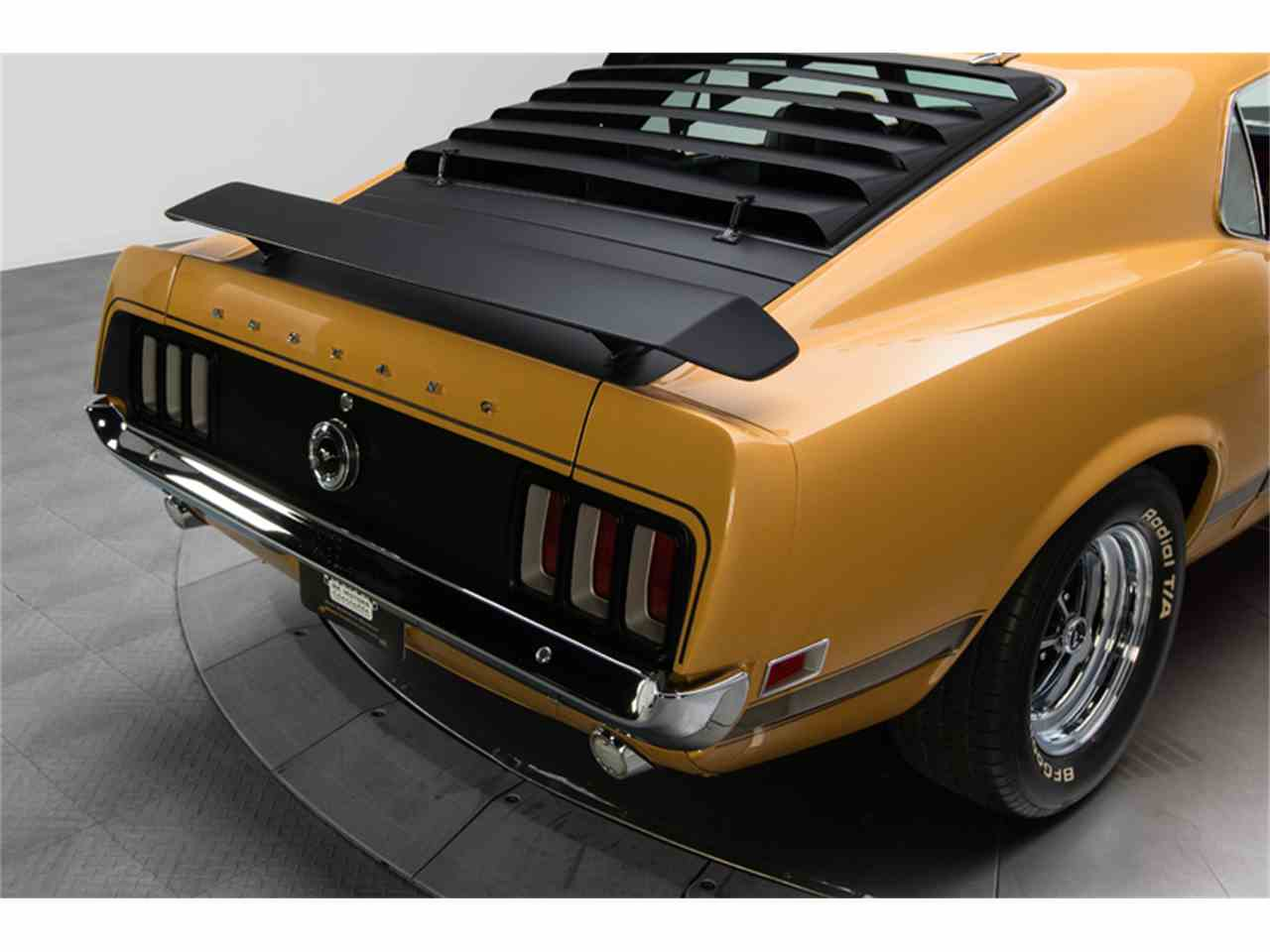 Large Picture of '70 Mustang - EWFJ