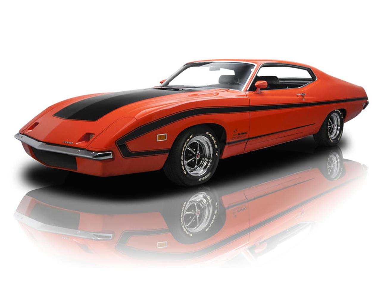 Large Picture of '70 Torino Offered by RK Motors Charlotte - EWI3