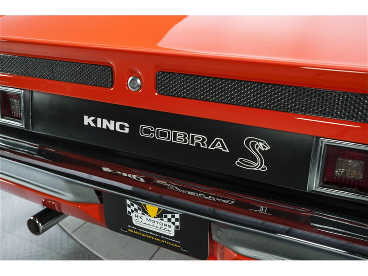 Large Picture of Classic '70 Ford Torino Offered by RK Motors Charlotte - EWI3