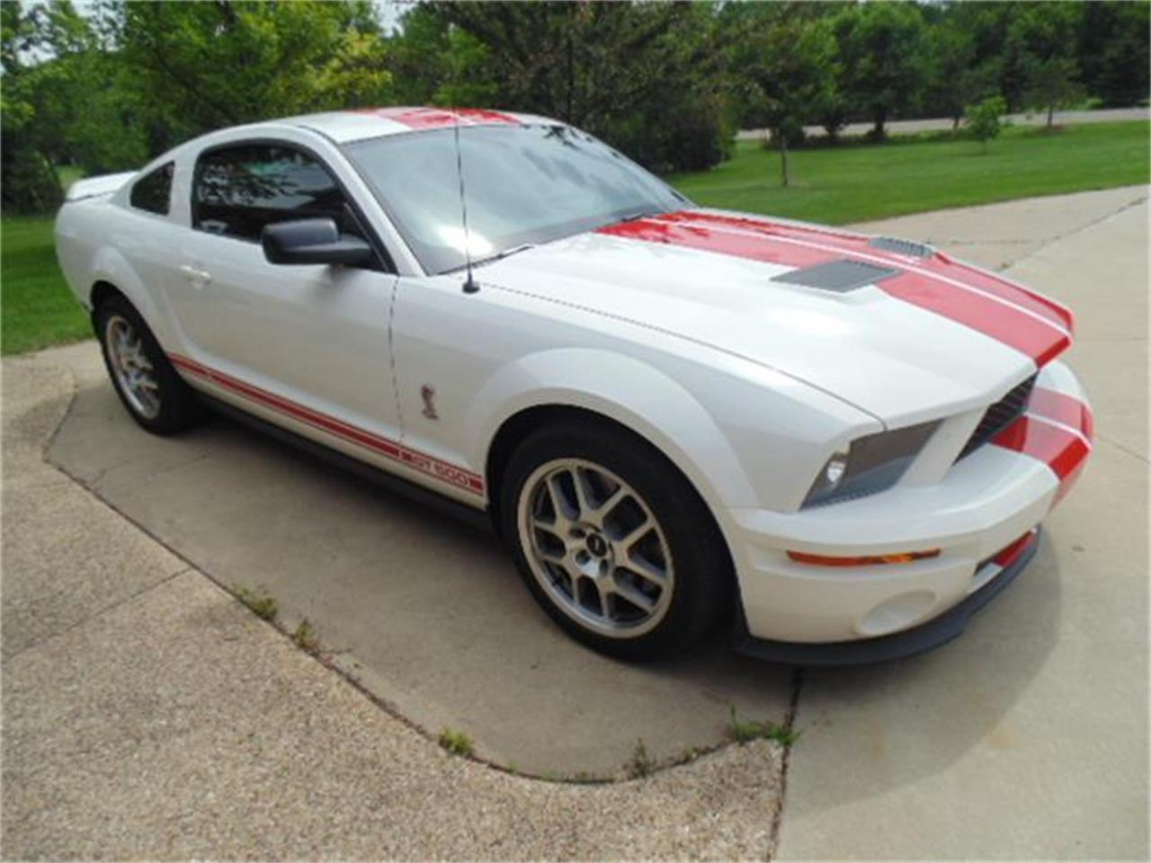 Large Picture of '09 GT500 - EWIA