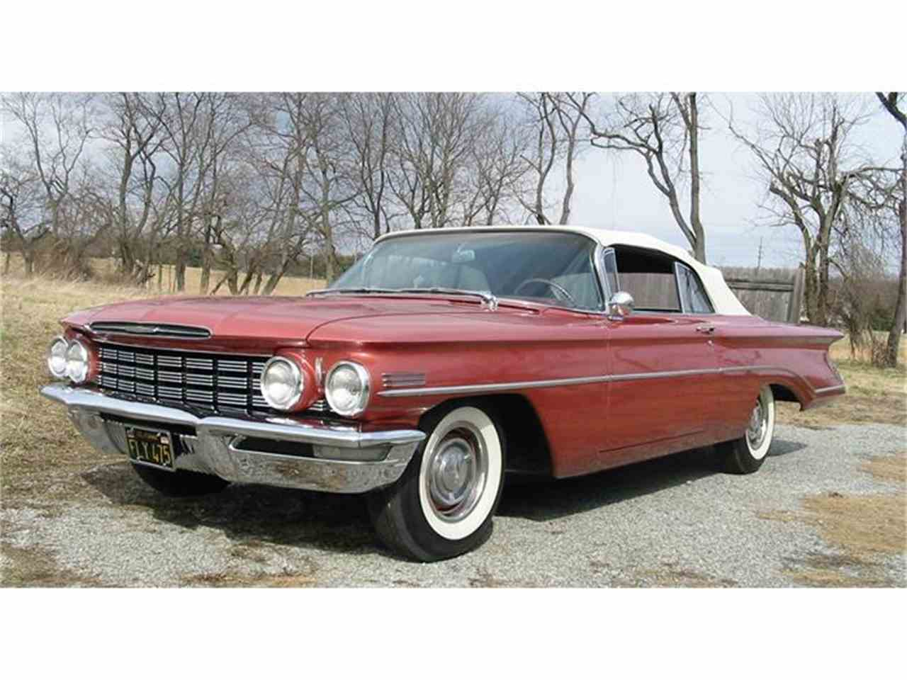 Large Picture of 1960 Oldsmobile Dynamic 88 - $39,999.00 - EWOB