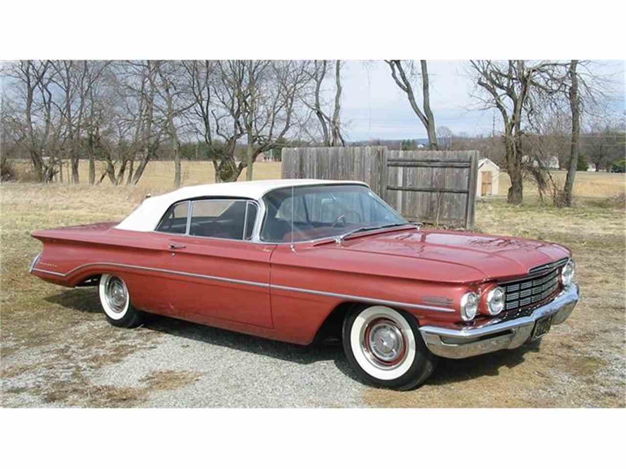 Large Picture of '60 Dynamic 88 located in West Virginia - $39,999.00 Offered by Champion Pre-Owned Classics - EWOB