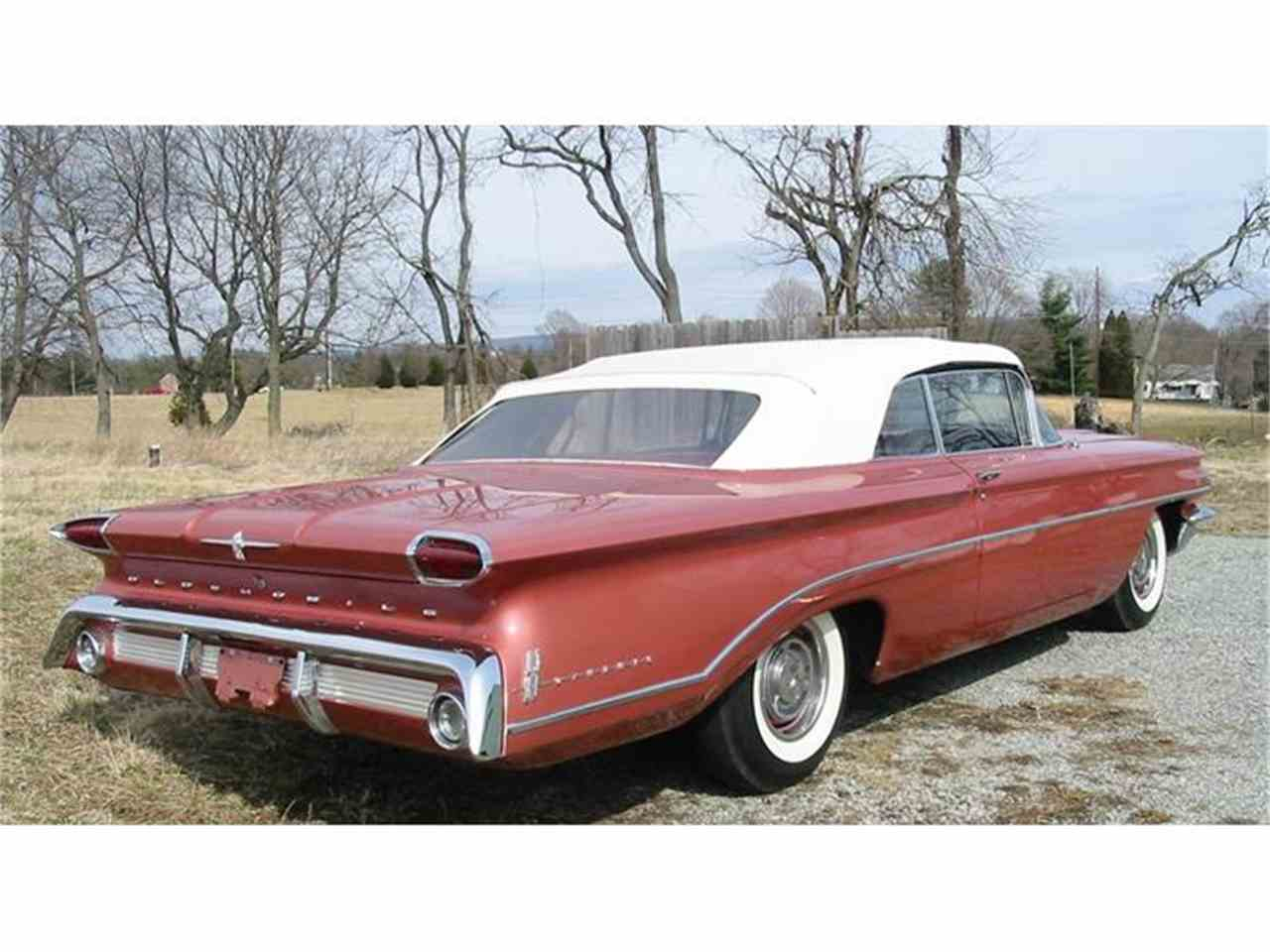 Large Picture of 1960 Oldsmobile Dynamic 88 located in West Virginia - EWOB