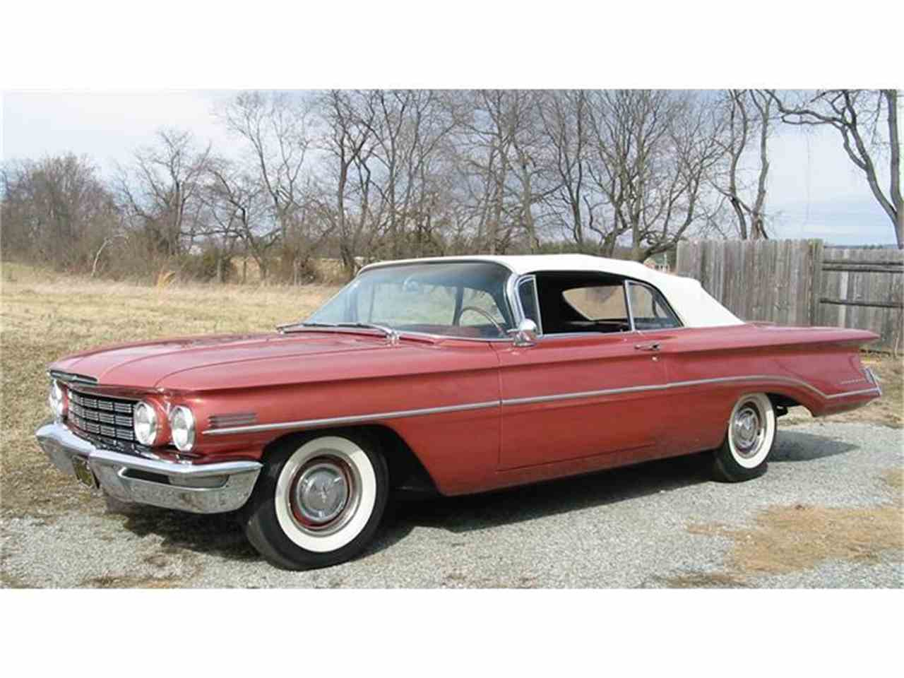 Large Picture of 1960 Dynamic 88 located in West Virginia Offered by Champion Pre-Owned Classics - EWOB