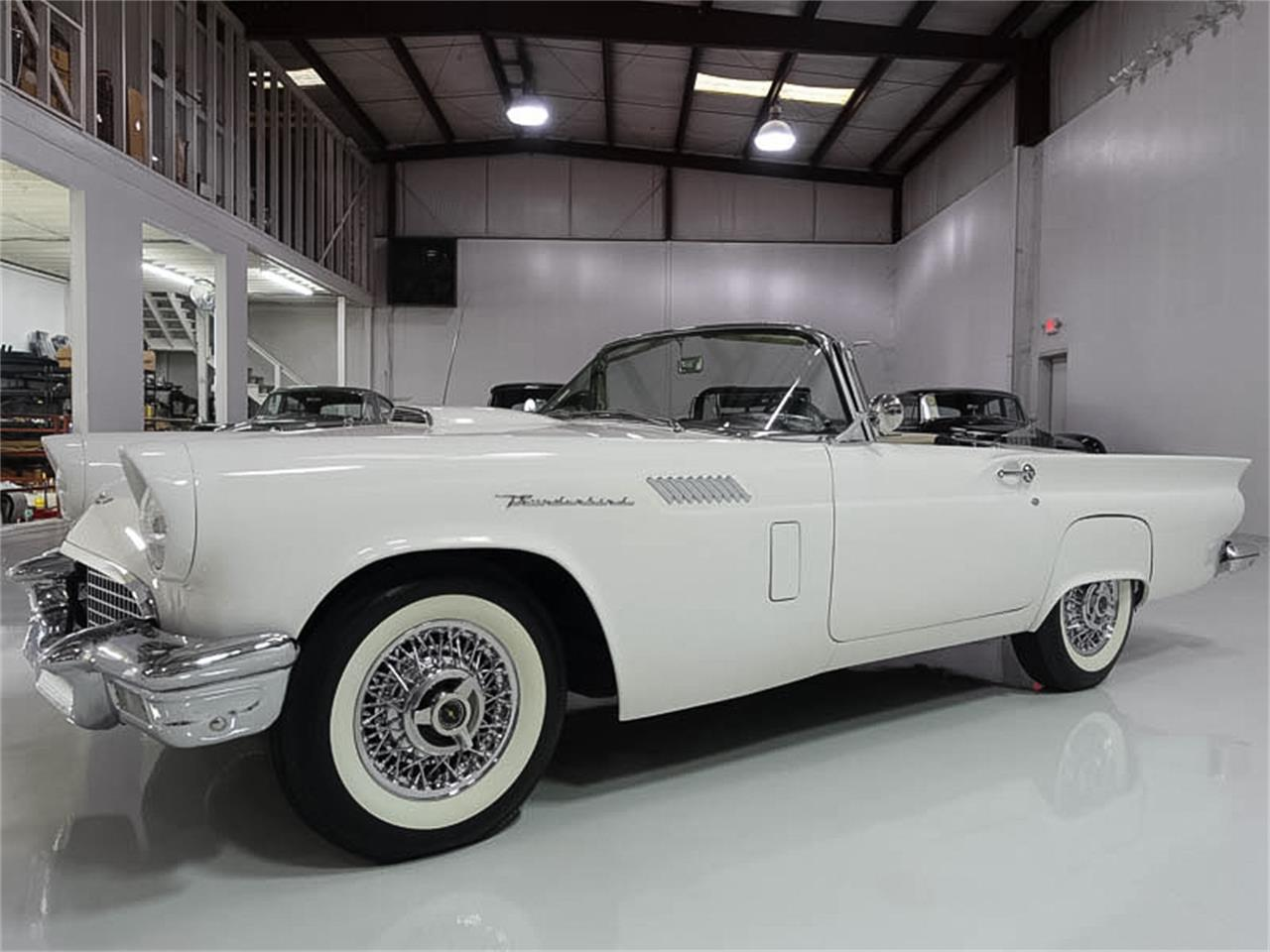 Large Picture of 1957 Ford Thunderbird located in St Ann Missouri - $59,900.00 - EX4H