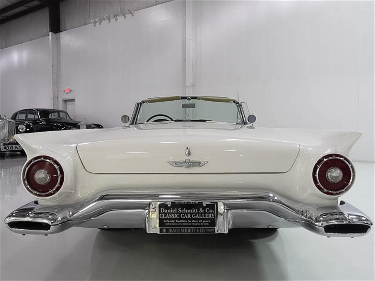 Large Picture of Classic 1957 Ford Thunderbird located in St Ann Missouri Offered by Daniel Schmitt & Co. - EX4H
