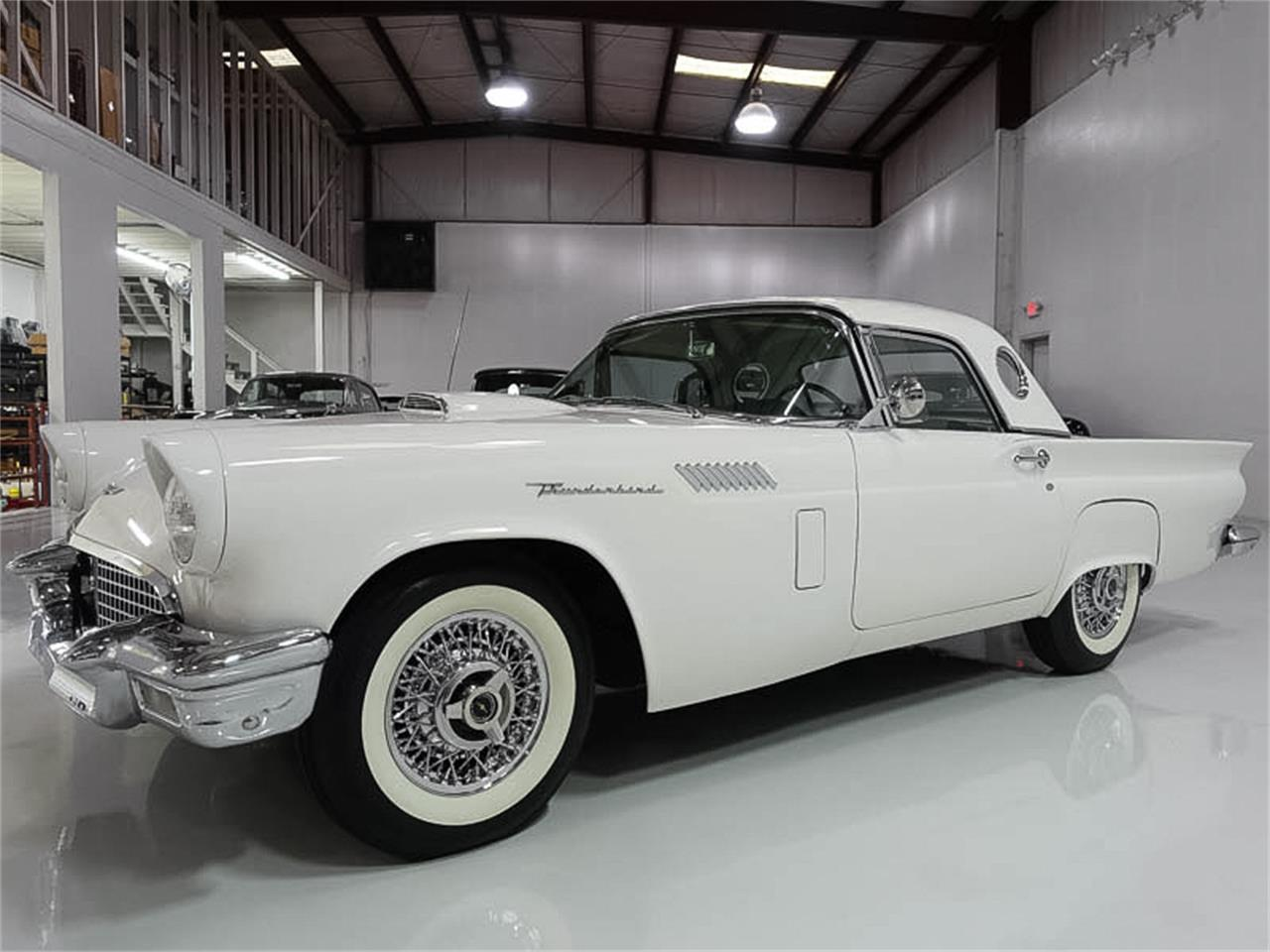 Large Picture of Classic 1957 Ford Thunderbird located in Missouri Offered by Daniel Schmitt & Co. - EX4H