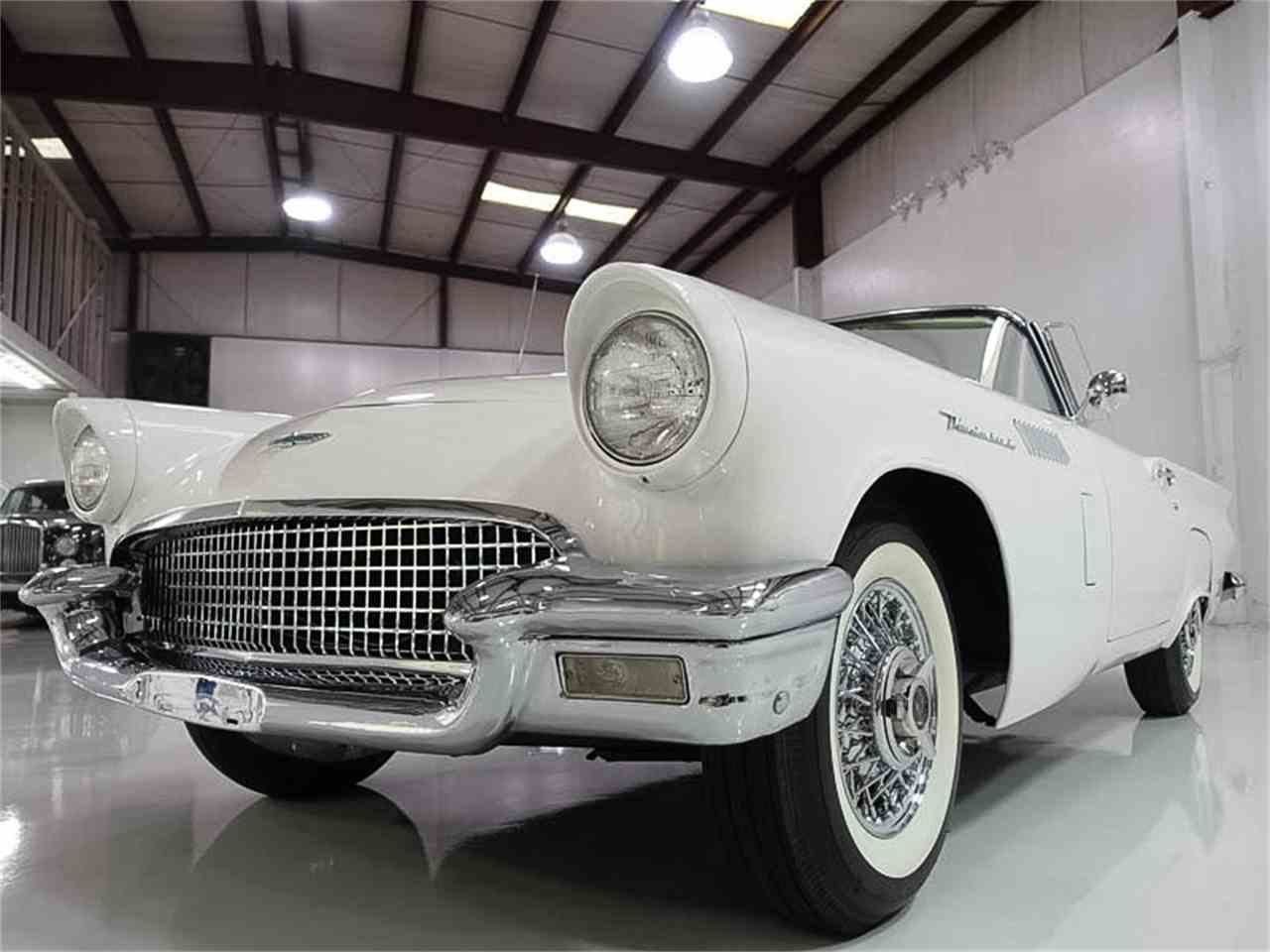Large Picture of '57 Thunderbird - EX4H