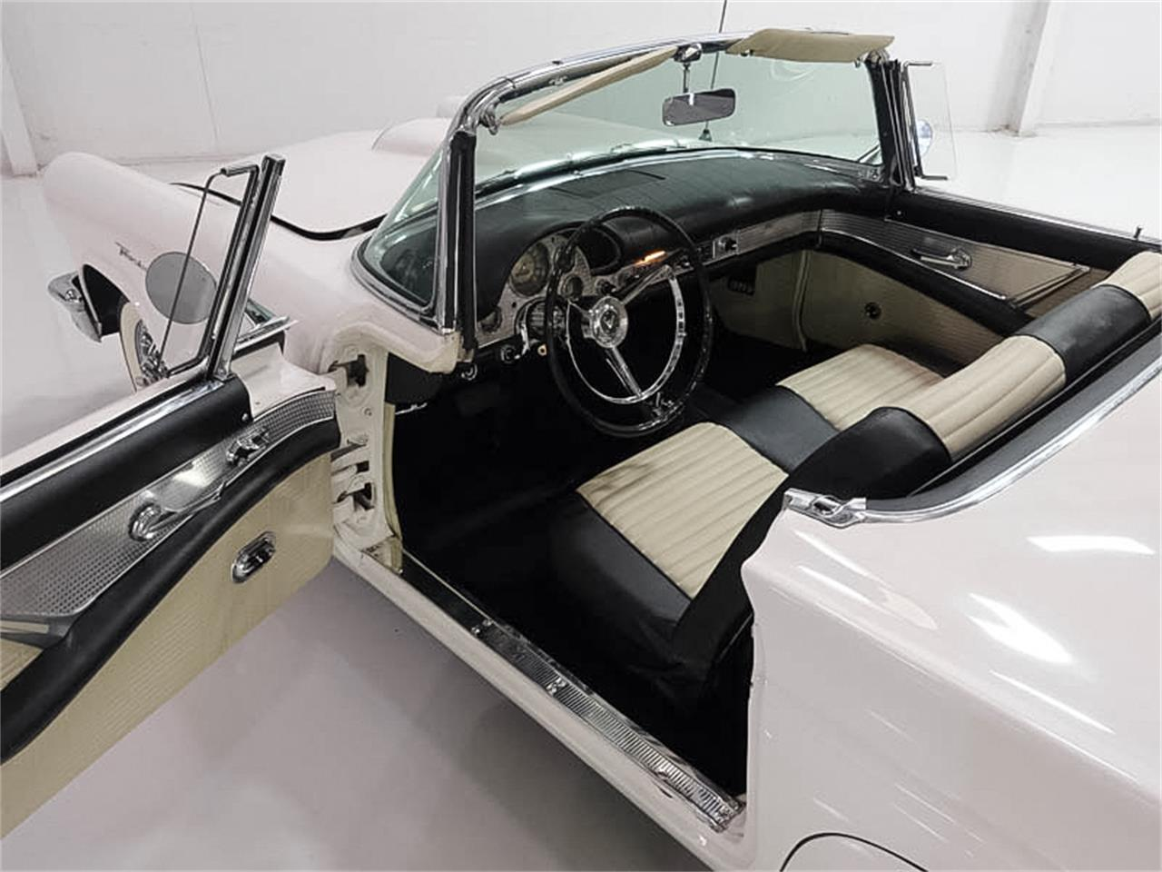 Large Picture of Classic '57 Ford Thunderbird located in St Ann Missouri - $59,900.00 Offered by Daniel Schmitt & Co. - EX4H