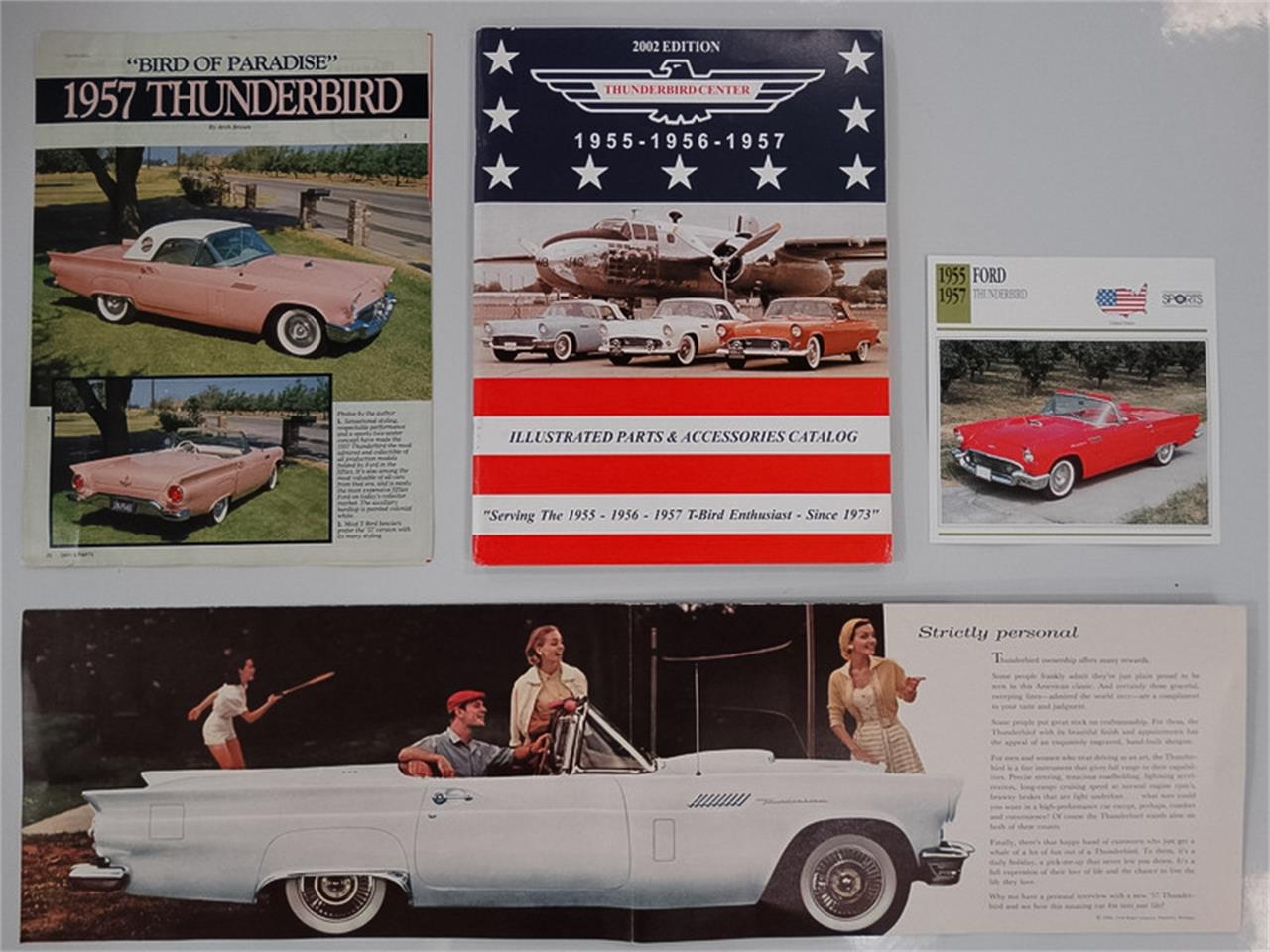 Large Picture of '57 Ford Thunderbird located in Missouri - $59,900.00 - EX4H