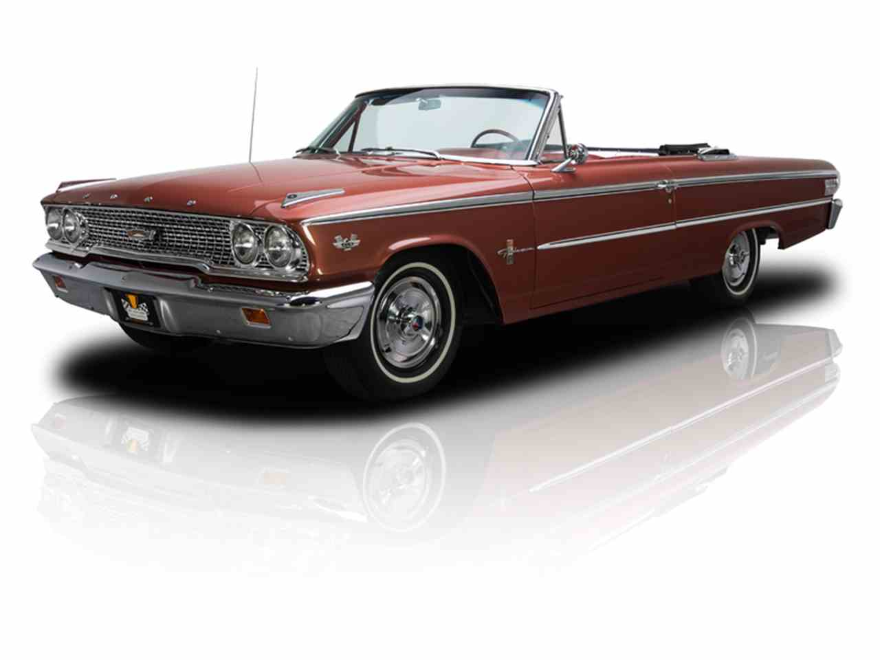 1963 ford galaxie 500 xl for sale cc 696488. Black Bedroom Furniture Sets. Home Design Ideas